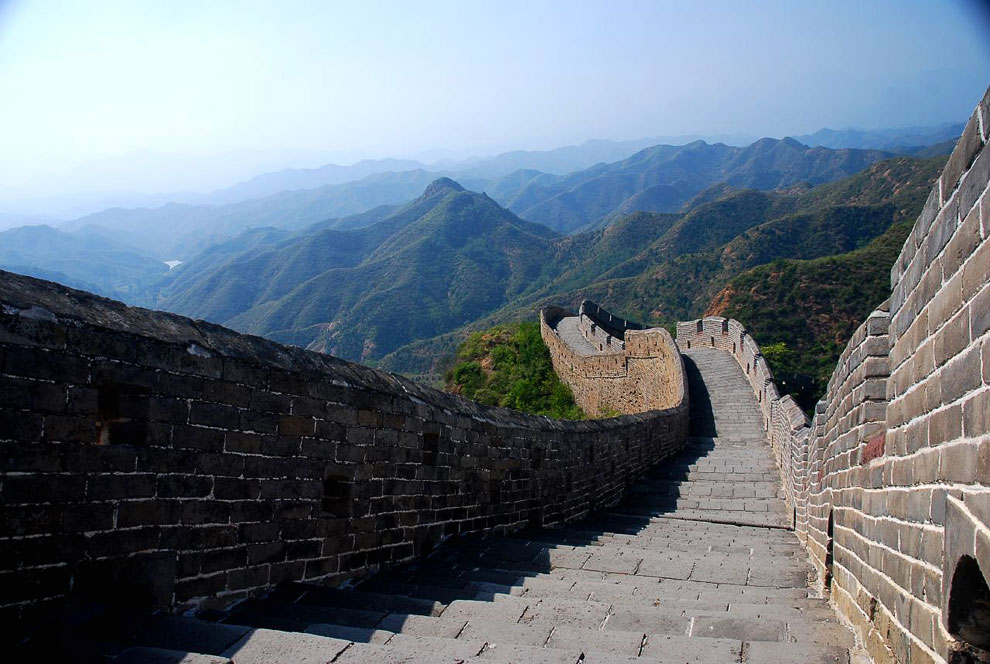 великая китайская стена интересные факты фото участие