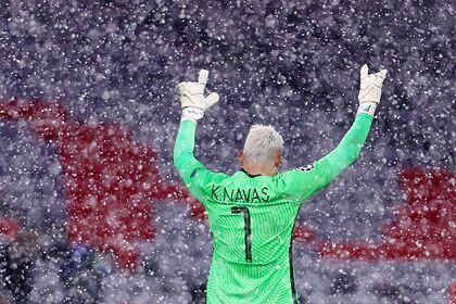 ПСЖ обыграл «Баварию» в первом четвертьфинальном матче Лиги чемпионов