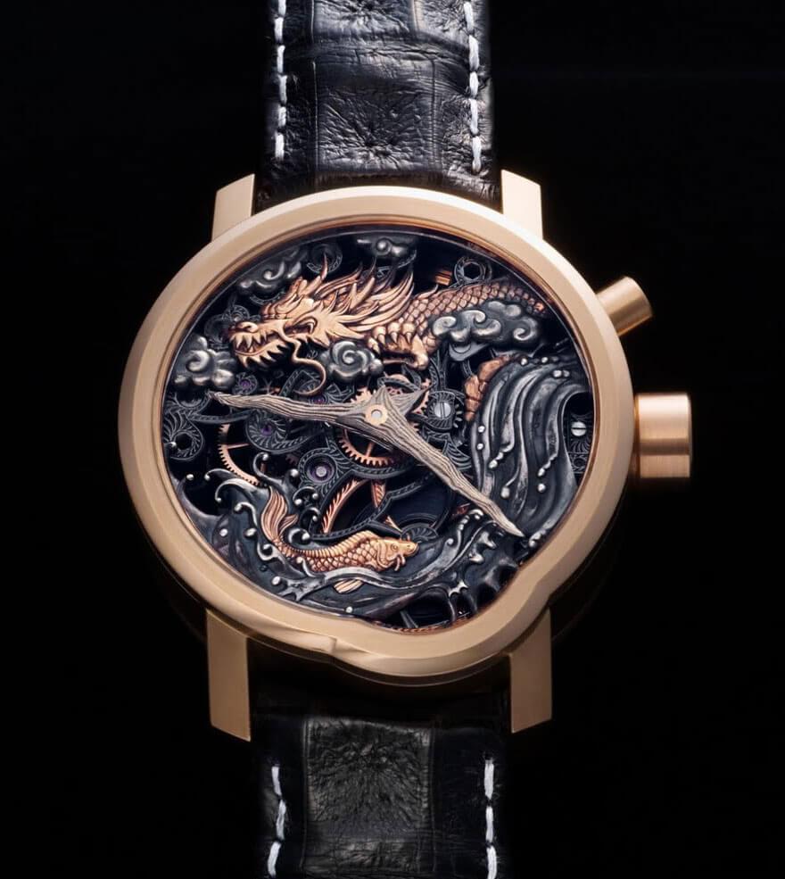 Самые крутые наручные часы