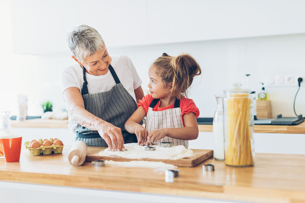 Что готовят внукам бабушки в разных странах мира готовим дома,домашний досуг,кто где как,семья