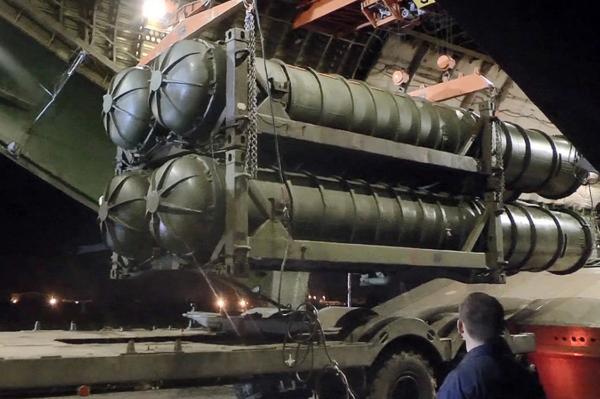 В Израиле благодарят Россию за поставки С-300 в Сирию