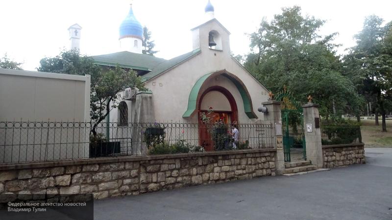 В Белграде у церкви обнаружена сумка со взрывными устройствами