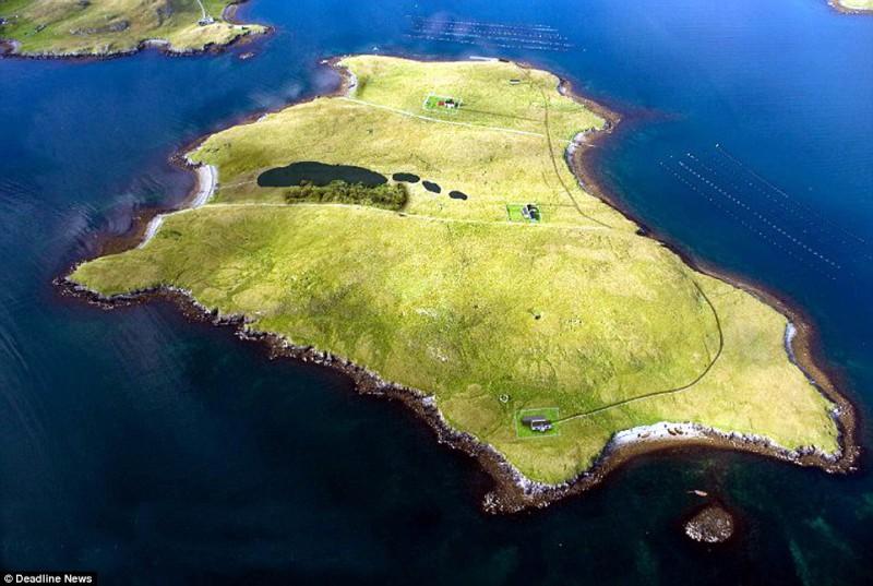 Рай для интроверта или экотуристический бизнес: отдаленные острова в Шотландии ищут новых владельцев