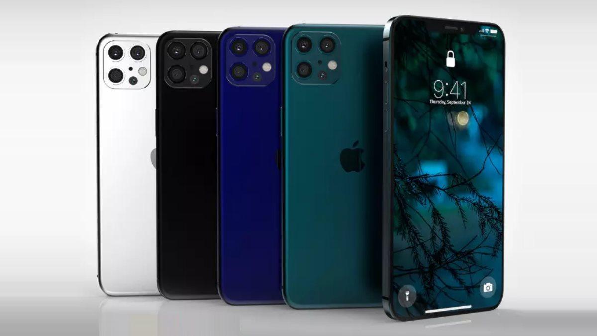 предположительный дизайн айфон 12