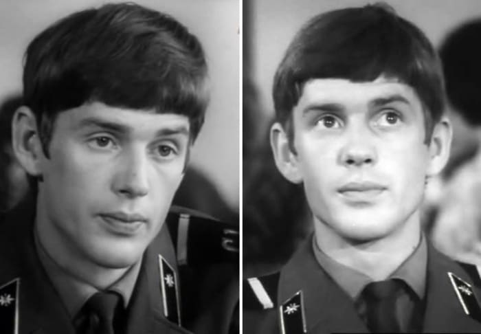Александр Абдулов в фильме *Вера и Федор*, 1974 | Фото: kino-teatr.ru