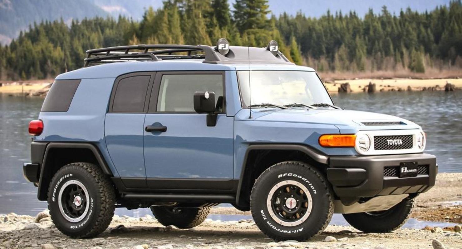 За последние 2 года старые внедорожники Toyota в несколько раз выросли в цене Автомобили