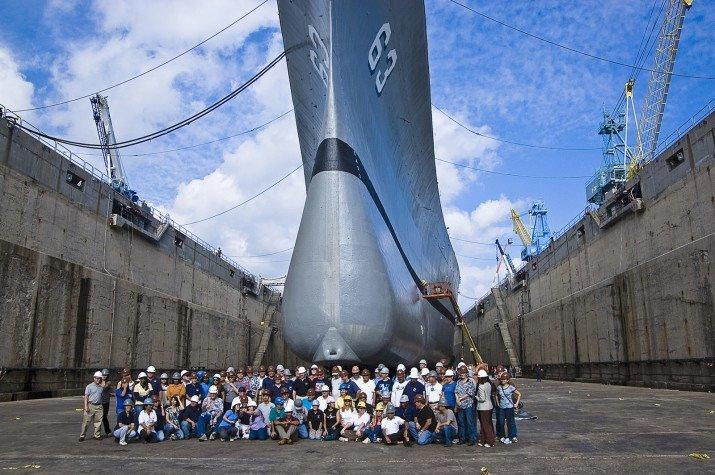 Кораблик в сухом доке в мире, вещи, размер, удивительно, фото