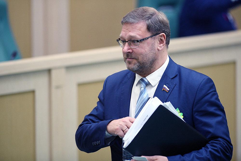 Косачев: Россия может не признать итоги выборов на Украине