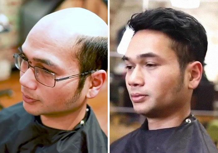 Доказательства того, что для мужчин волосы важнее, чем макияж для женщин