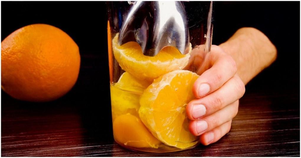 Просто добавьте апельсин в т…