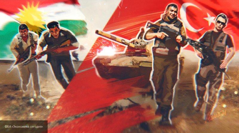 Турция успешно ведет операцию против курдских боевиков, несмотря на давление Запада