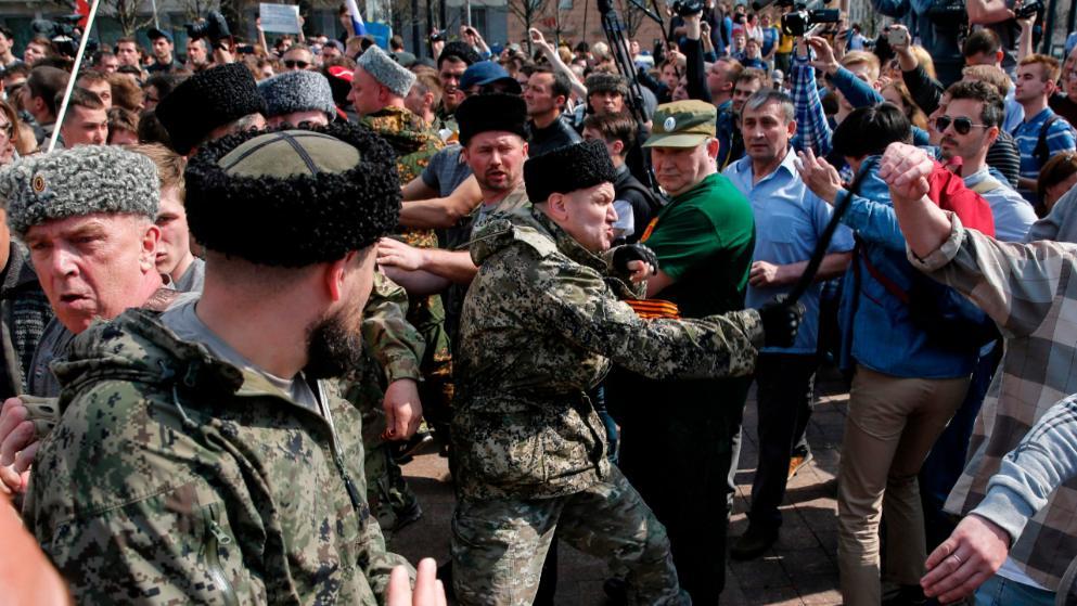 ЧМ-2018: отряды путинских мо…