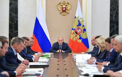Путину доложили о стабилизац…