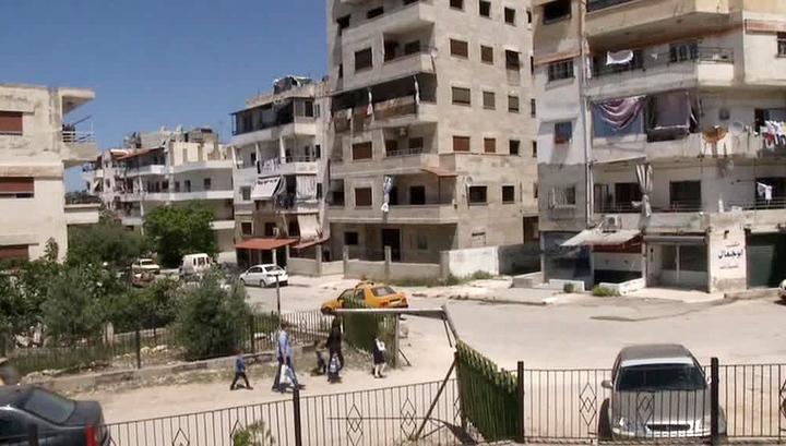 Террористы убили российских военных советников в Сирии