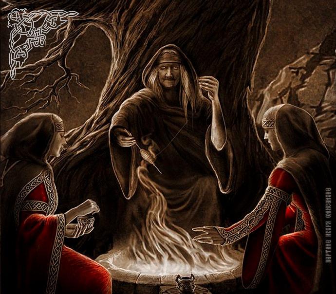 Славянская Богиня Макошь — Богиня Судьбы и Магии || Макошь богиня судьбы и женской магии