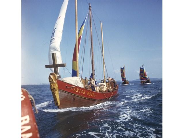 История — интересные факты:Командор Витус Беринг: как датчанин стал «Русским Колумбом»