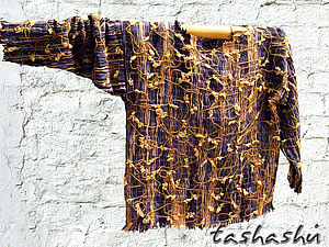 Ленивый свитер.