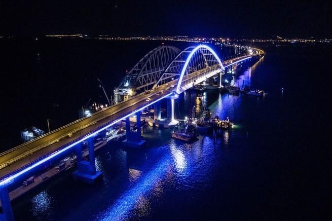 Крымский мост решил одну про…