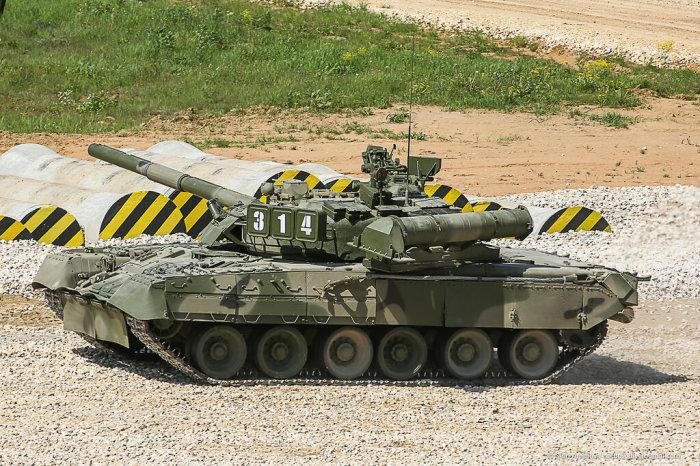 Т-80: последний танк, созданный в СССР