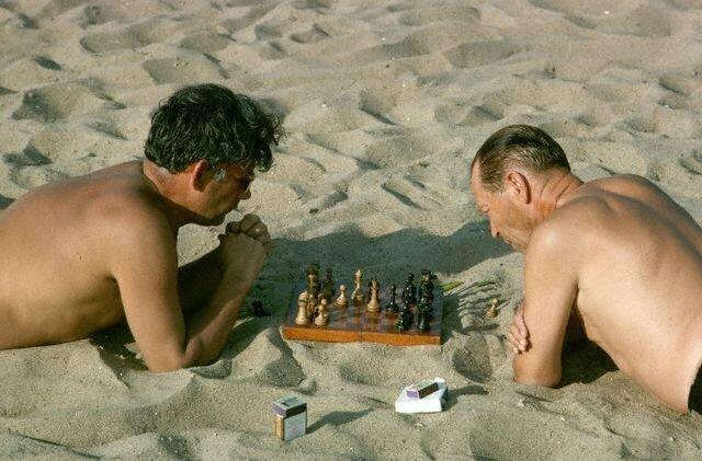 Шахматисты. Москва, 1964 СССР, история, фото