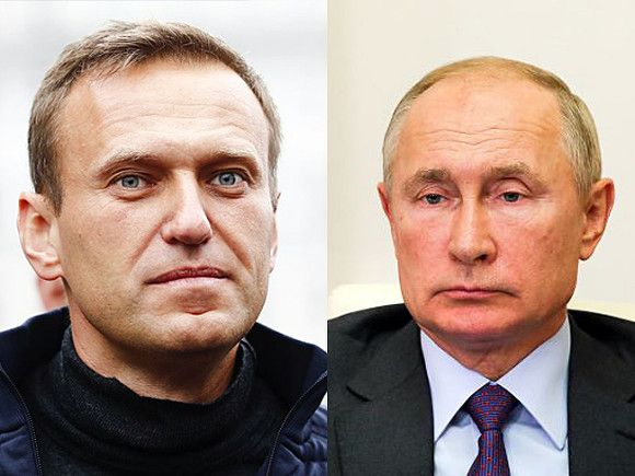 «Не хотят, чтобы я вернулся»: Навальный обратился к Путину Политика
