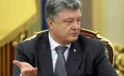 """Порошенко: мост обязательно понадобится """"оккупантам"""", когда они будут срочно покидать Крым."""