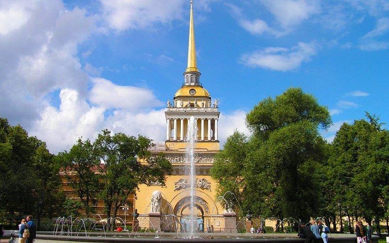 6-Адмиралтейство Исаакиевский собор, Самые красивые здания СПб, Санкт - Петербург