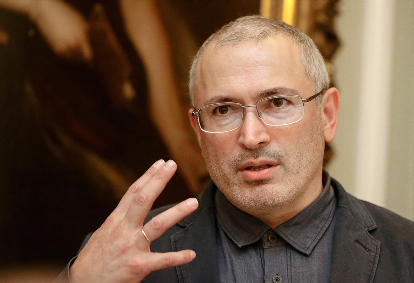 У Ходорковского диагностировано страшное заболевание