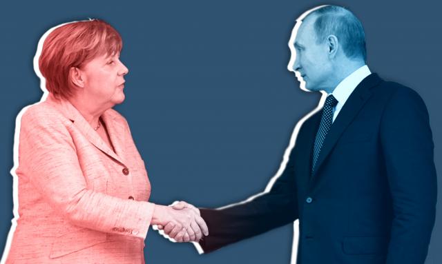 """Меркель """"обрадует"""" Путина: закат антироссийских санкций"""