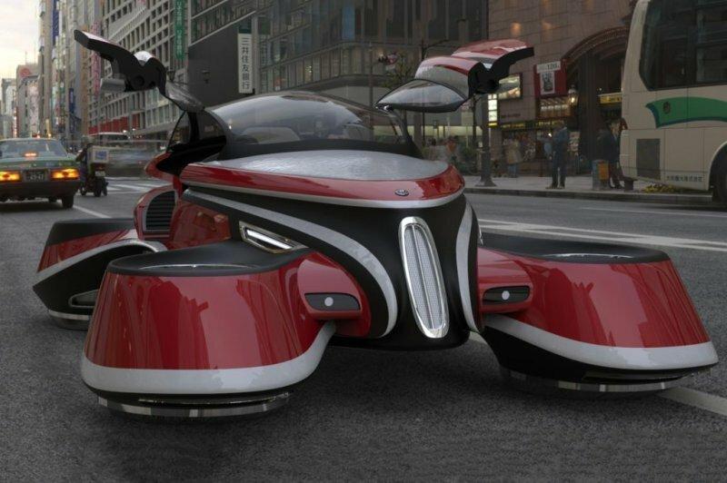 Автомобиль с газотурбинными двигателямим авто, интересное, факты