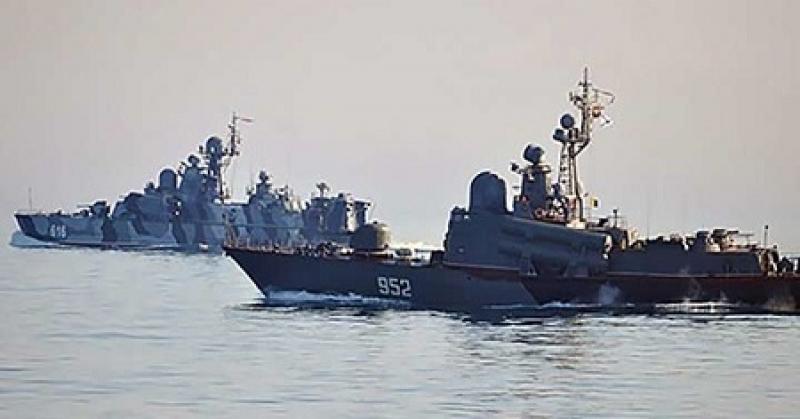 Украина обратилась за помощью к НАТО для противостояния с Россией на Азовском море
