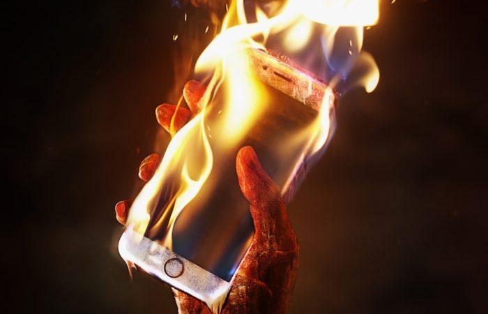 5 причин перегрева смартфона и как с ними справиться.