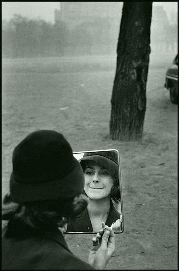Эллиот Эрвитт - Париж 1958 Весь Мир в объективе, история, фотография
