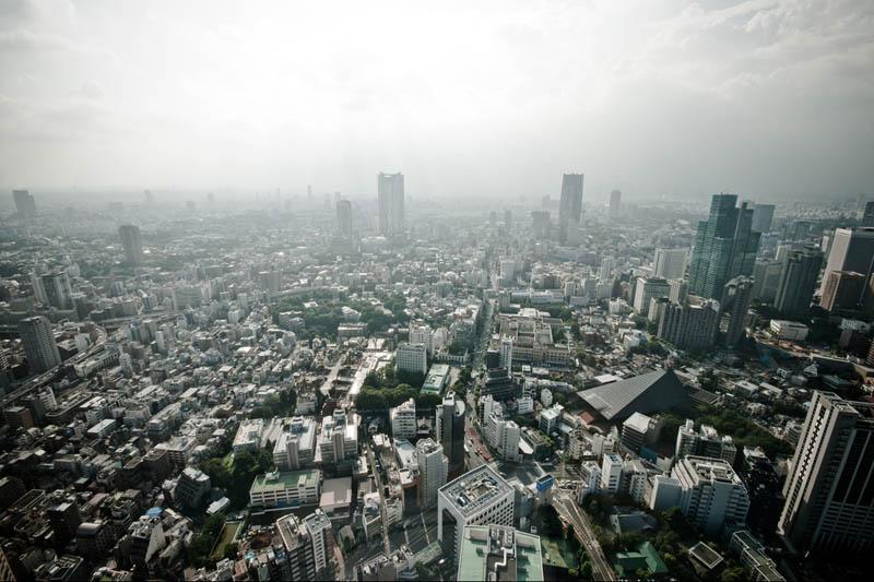 highrise08 25 городов мира с наибольшим числом высотных зданий