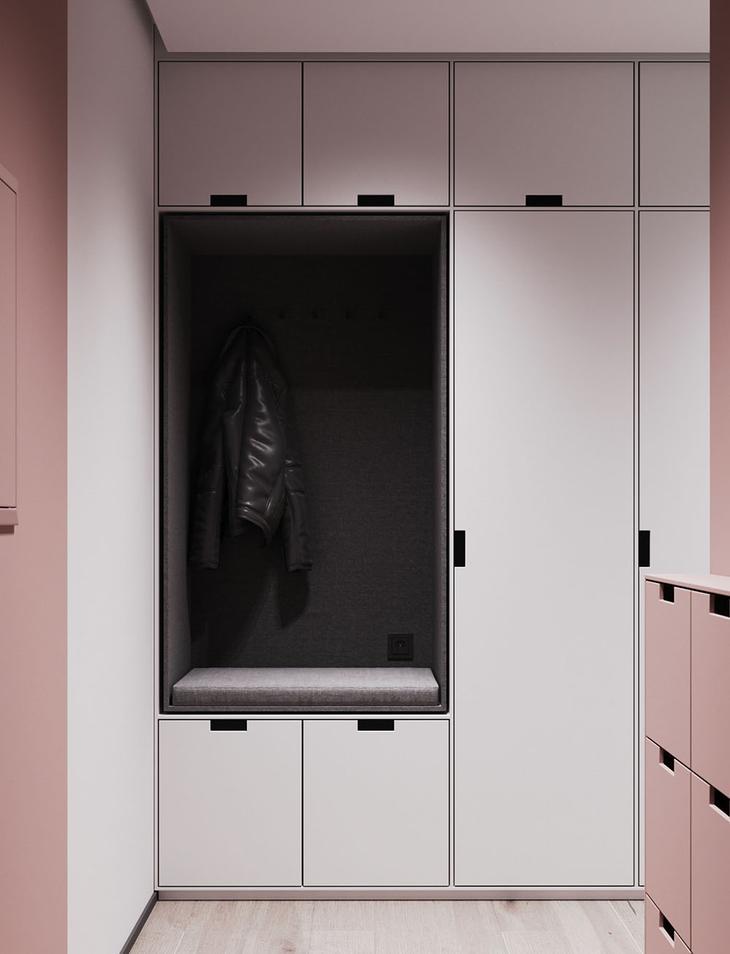 коридор дизайн