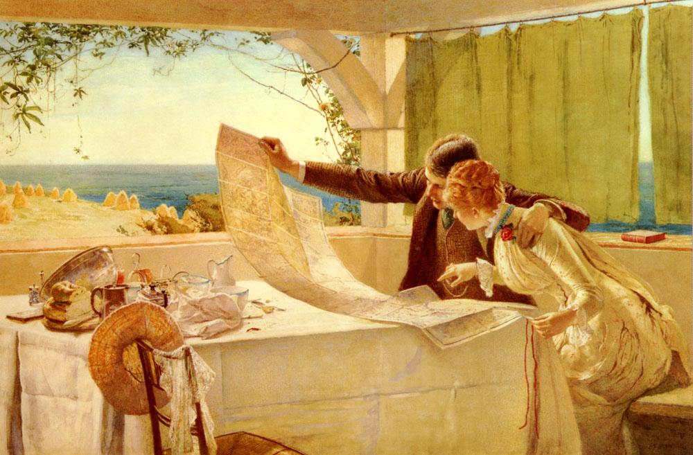 Джером К. Джером о том, как провести медовый месяц, чтобы не испортить всё в самом начале