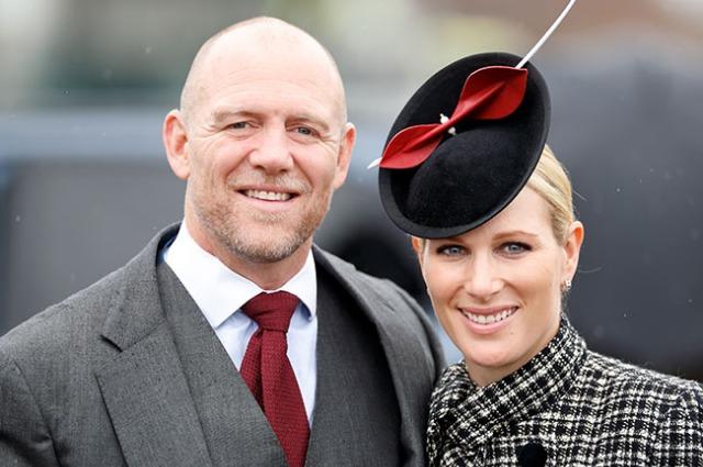 Внучка королевы Елизаветы II Зара Филлипс и ее муж Майк Тиндалл станут родителями в третий раз Монархии