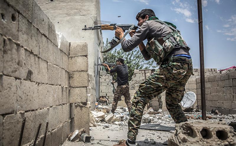 Америка или приберет Сирию к рукам, или объявит нам войну