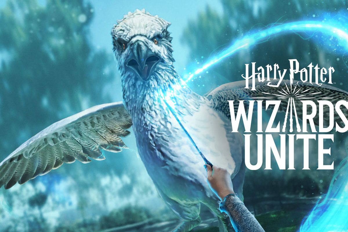 О чём будет AR-игра Harry Potter: Wizards Unite? Harry Potter: Wizards Unite