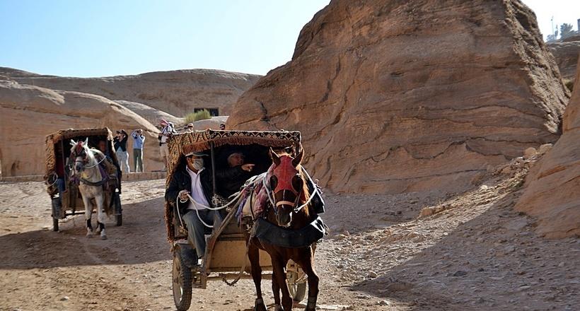 Неделя в Иордании — путешест…