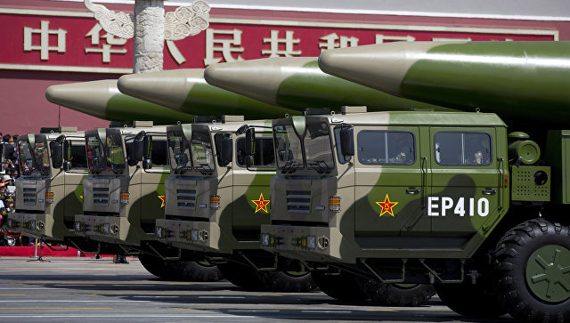 Америка пугает Россию китайс…