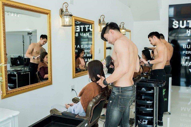 певица больше бдсм в парикмахерской вас огорчить, как
