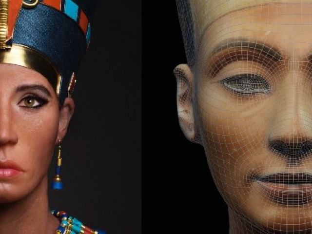 Заключение судебной экспертизы Нефертити – она была белой. Чёрные кричат, что это «Расизм!