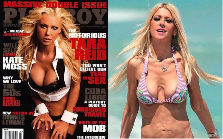 Как выглядят звезды на обложках журналов и в реальной жизни: от Бритни Спирс до Ванессы Паради