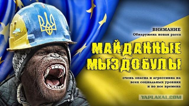 """ОСТАВЬТЕ НАДЕЖДЫ НА СКОРЫЙ РАСПАД УКРАИНЫ. Нашим """"Русским Украинцам"""", посвящается."""