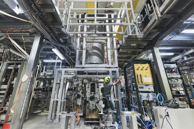 В CERN начинаются новые гравитационные эксперименты с антиматерией cern