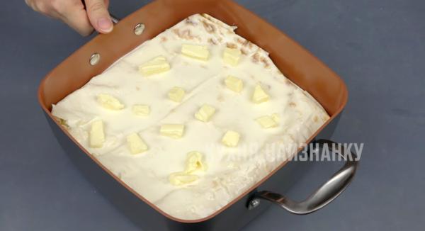 Пирог без теста, который можно готовить с любой начинкой выпечка,кулинария,рецепты