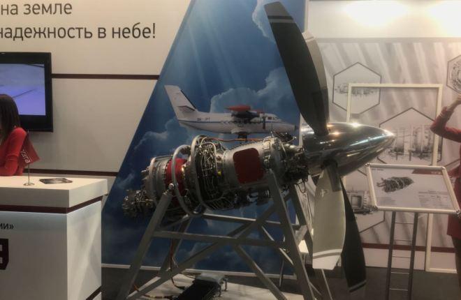 Разработка в России турбовинтового двигателя ВК-800С для установки на самолеты L-410