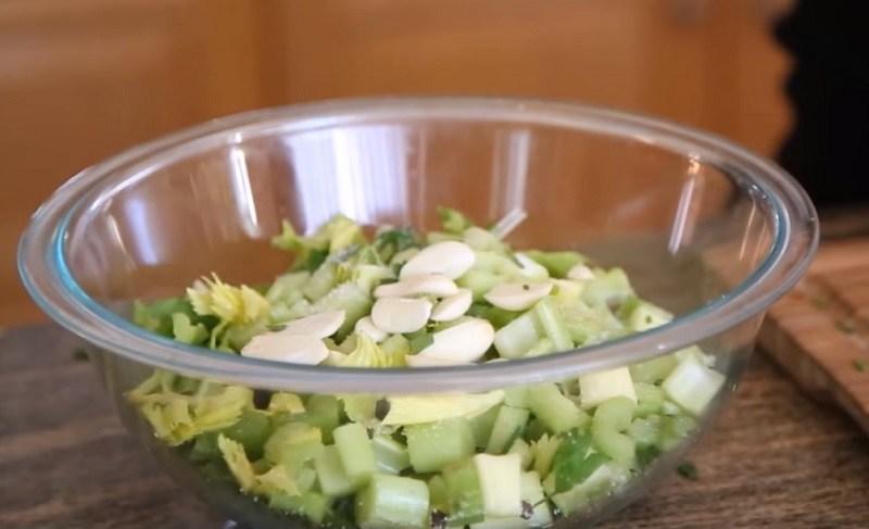 маринованный перец в масле