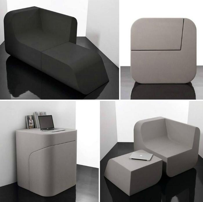 Комплект модульной мебели.
